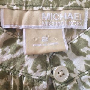 Michael Kors Tops - Michael Kors animal print Tunic Top! Flattering!